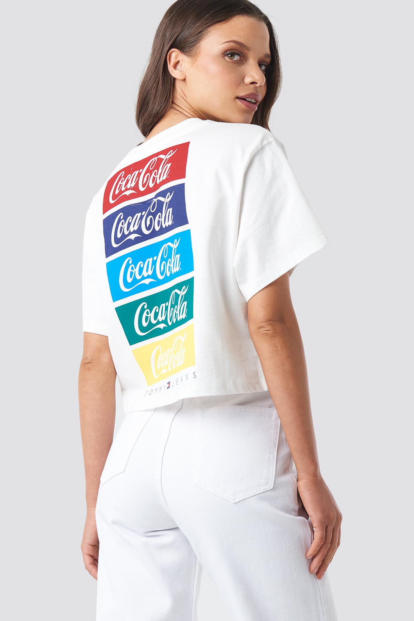 Tommy x Coca Cola Repeat Tee NA-KD.COM
