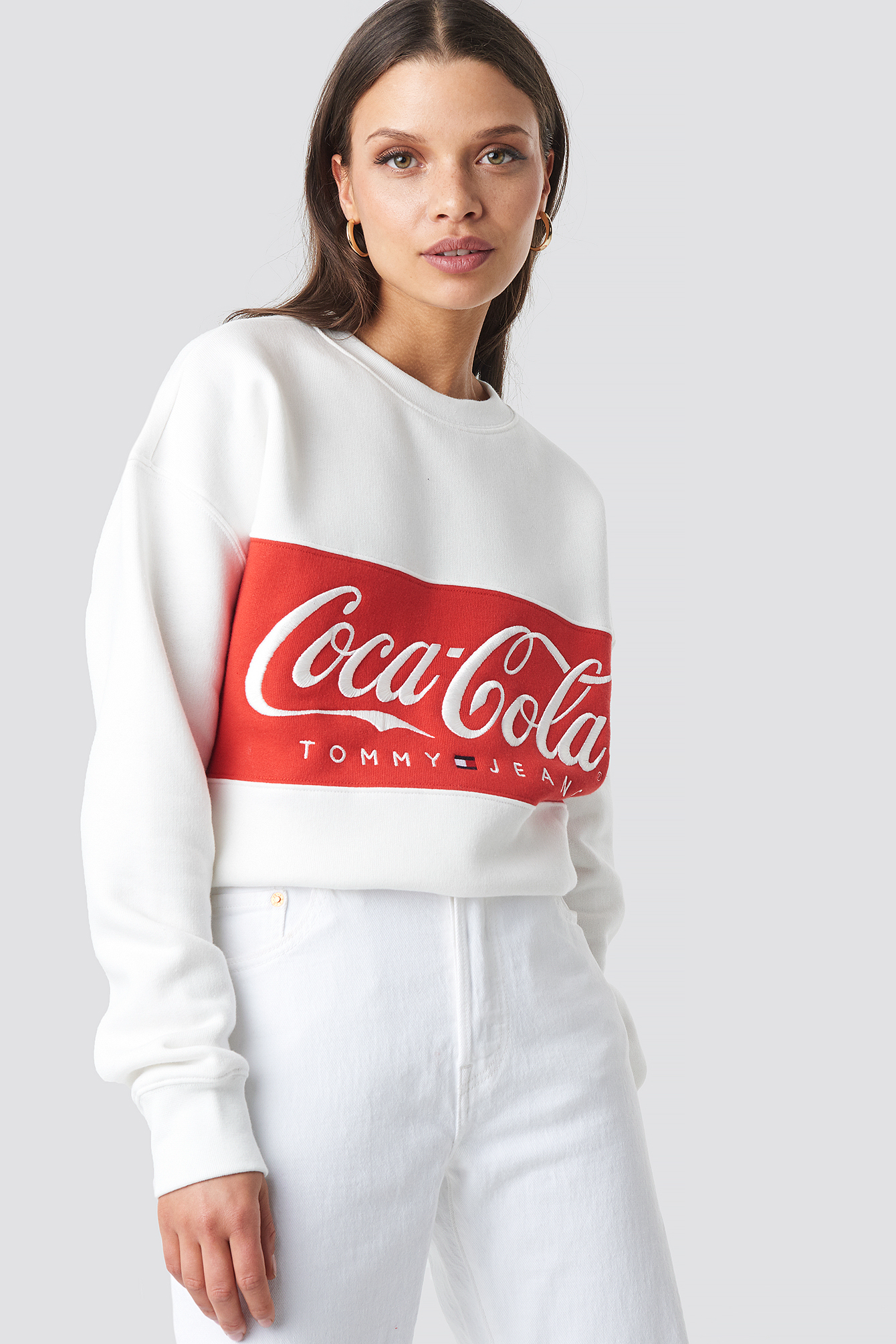 Tommy x Coca Cola Crewneck NA-KD.COM