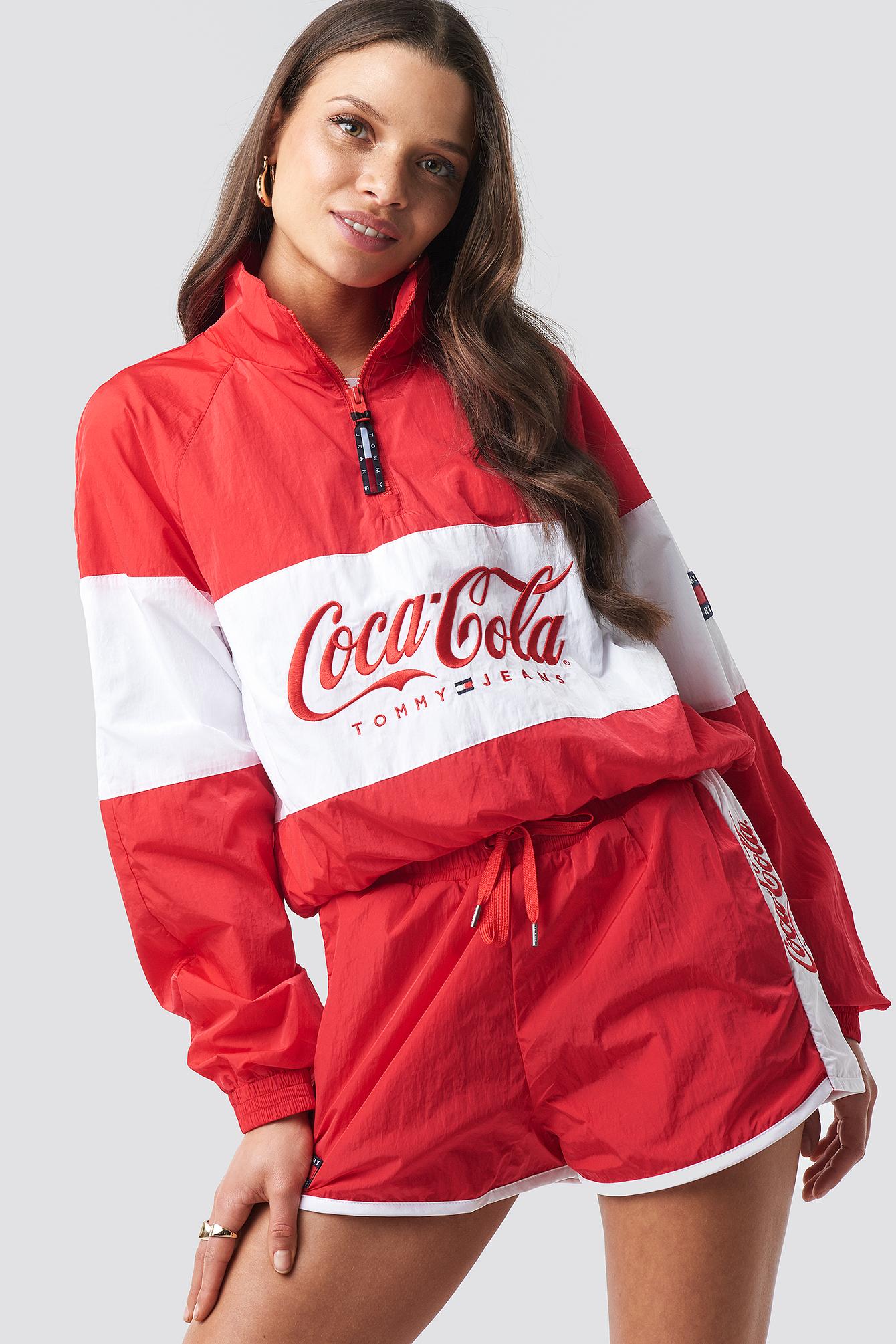 Tommy x Coca Cola Jacket NA-KD.COM