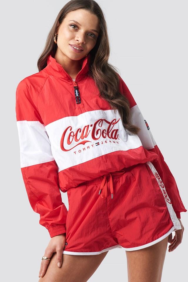Tommy x Coca Cola Jacket Coca Cola