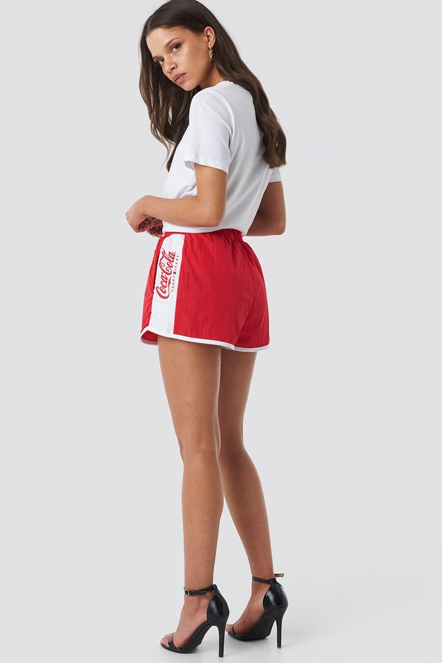 Tommy x Coca Cola Shorts Coca Cola