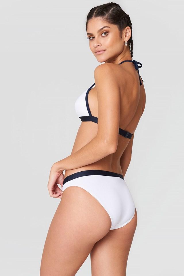 Bikini Bottom Bright White