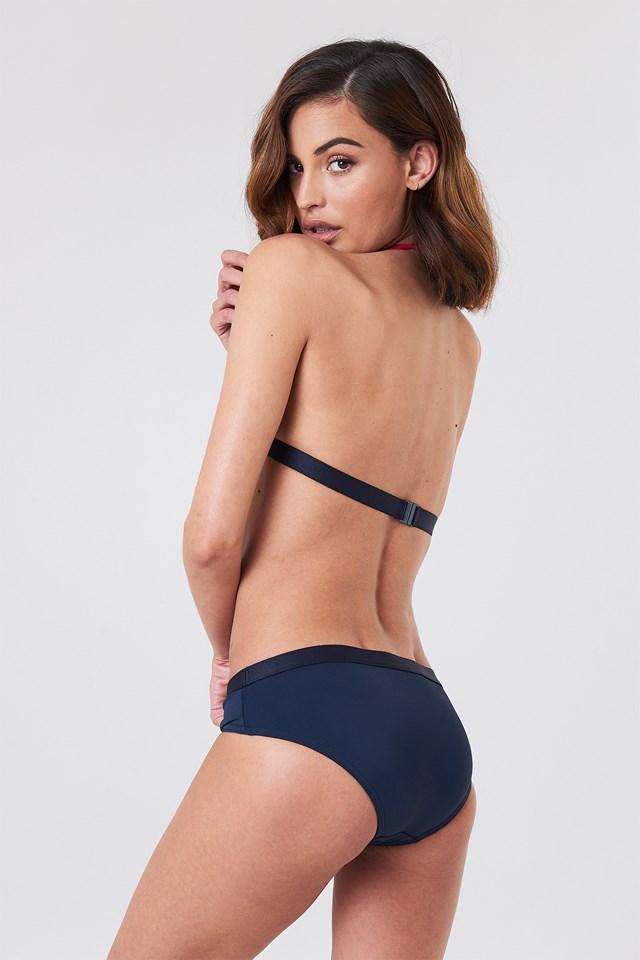 Bikini Bottom Navy Blazer