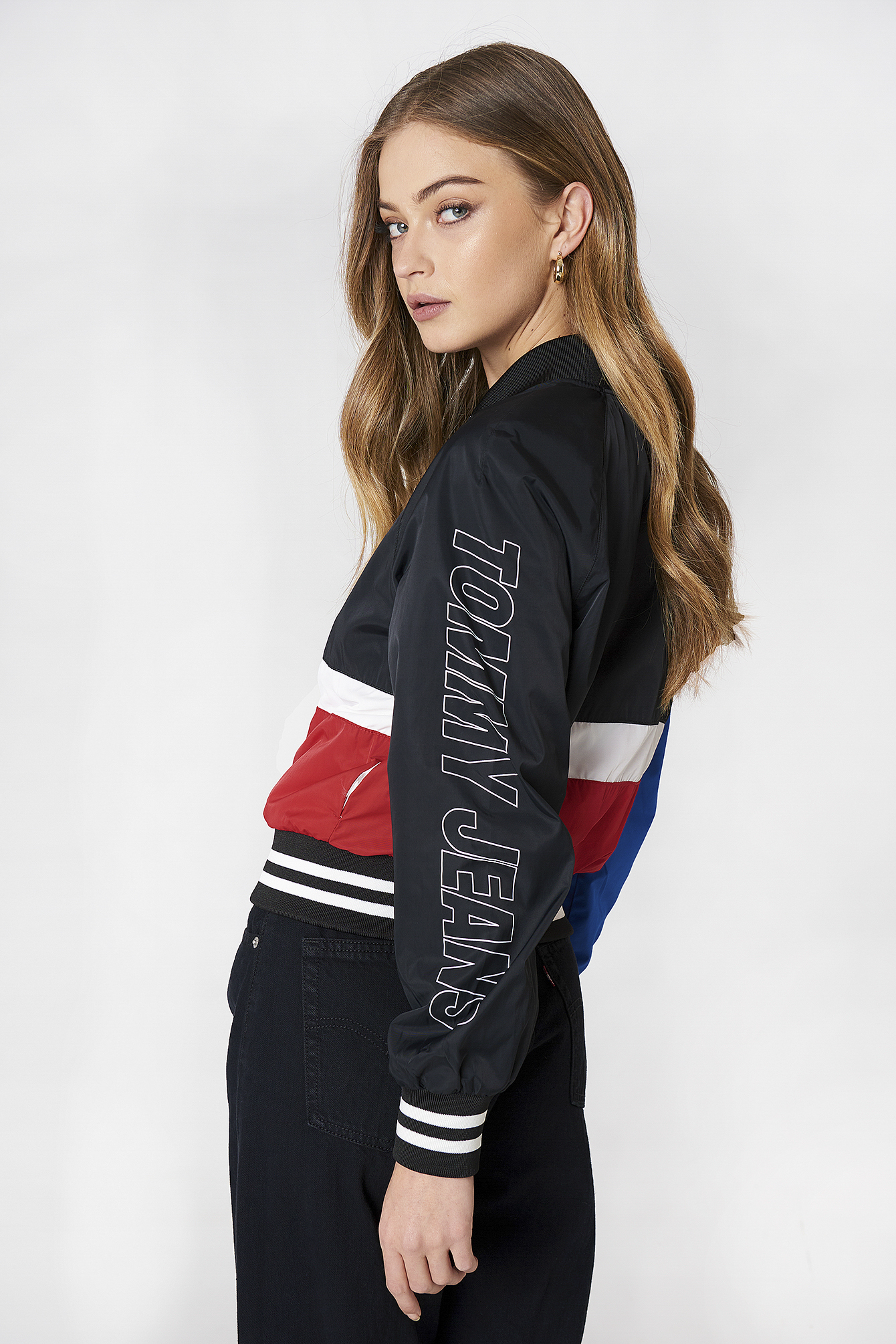 Color Block Bomber NA-KD.COM