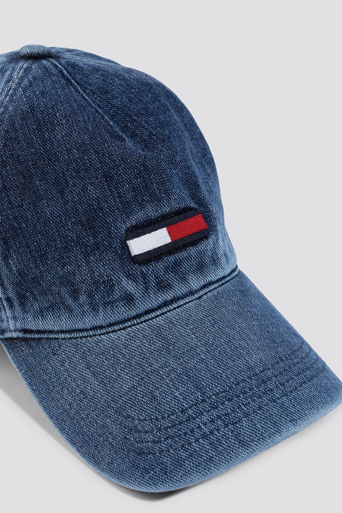 Denim Flag Cap NA-KD.COM