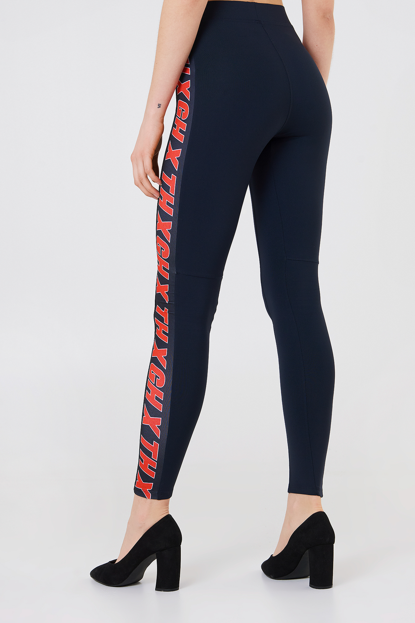 Gigi Hadid Racing Leggings NA-KD.COM