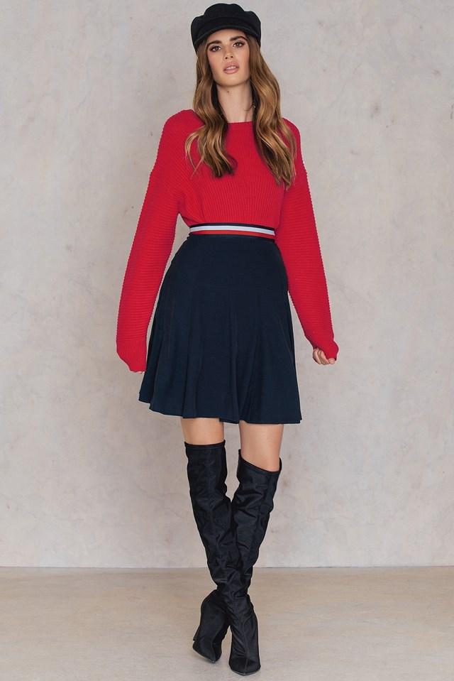 Josie Skirt Midnight