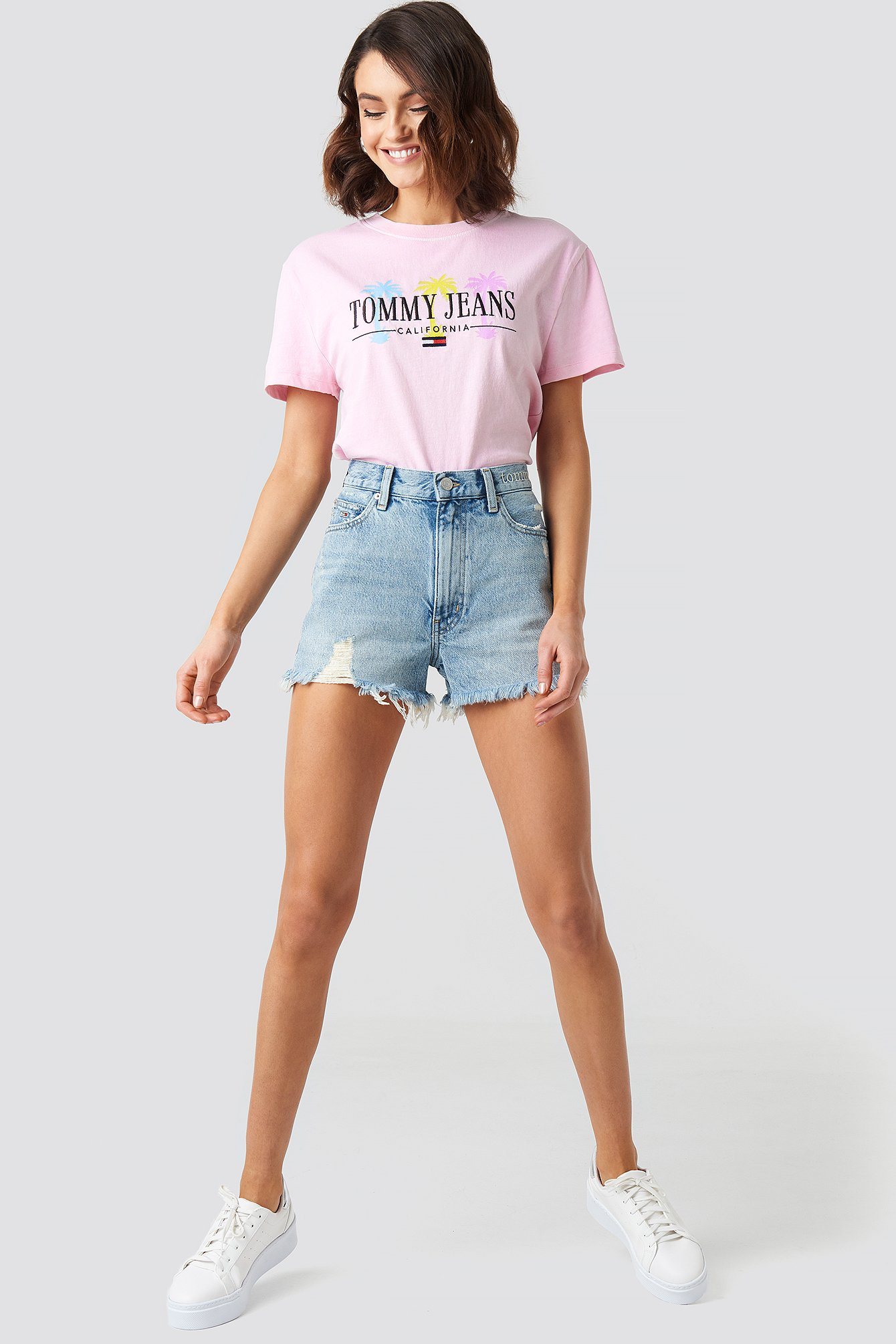 Tommy Jeans Hot Pant Short NA-KD.COM