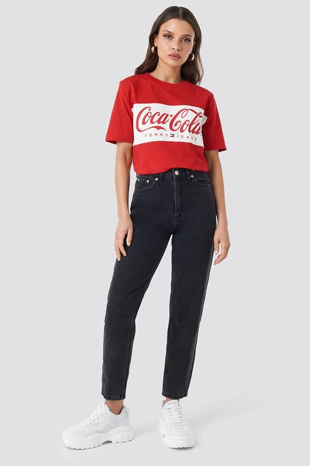 Tommy x Coca Cola Tee Coca Cola