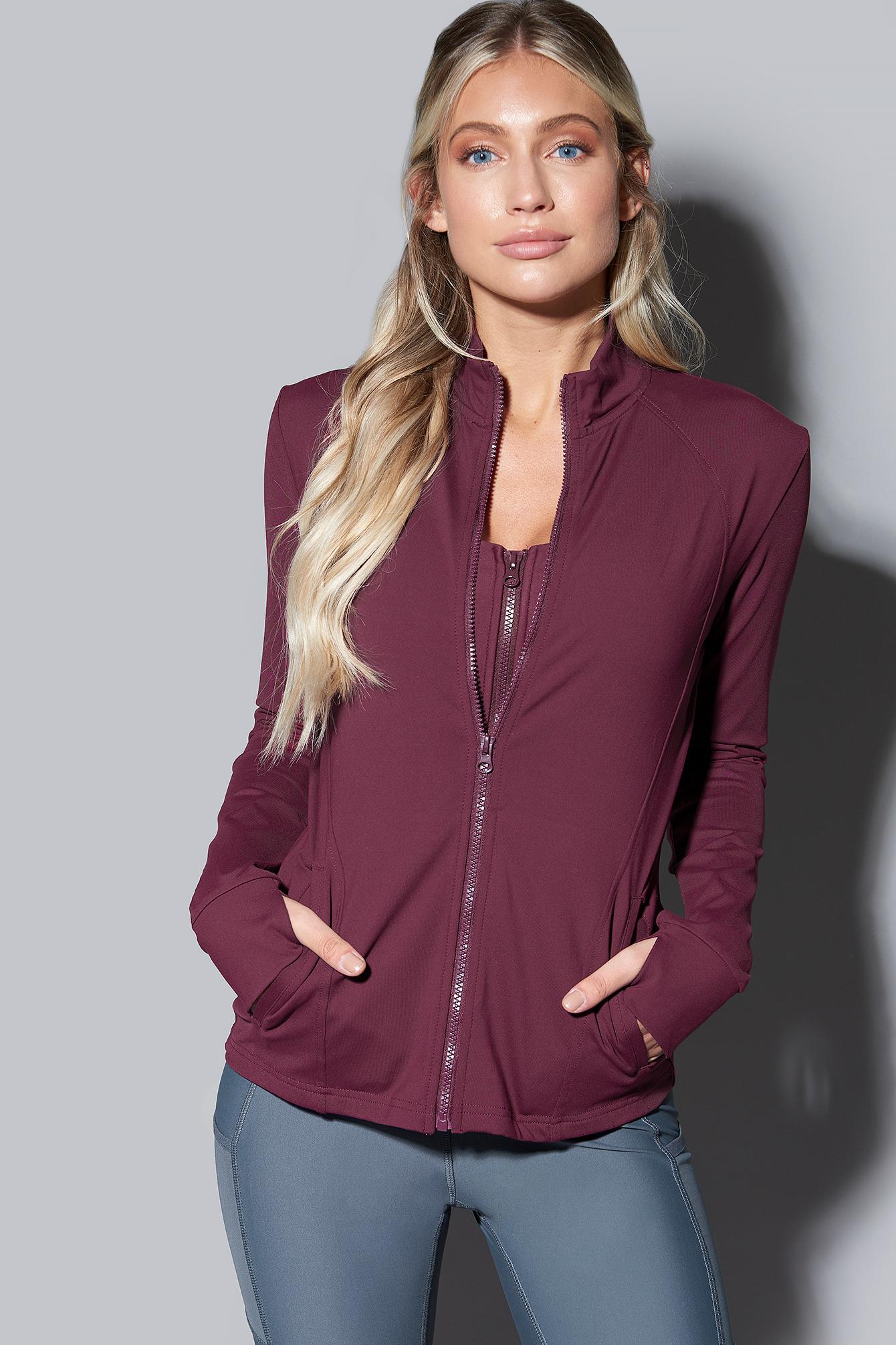 All Rounder Zip Jacket NA-KD.COM