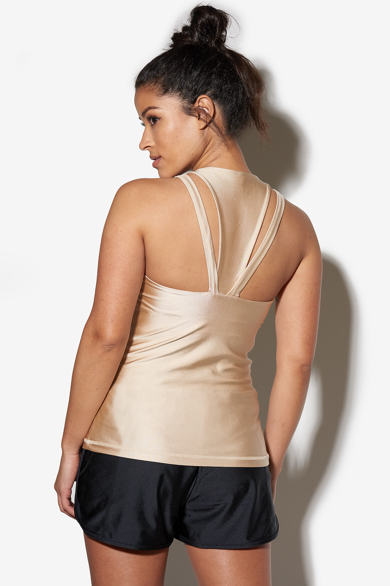 Luxe Active Tank NA-KD.COM
