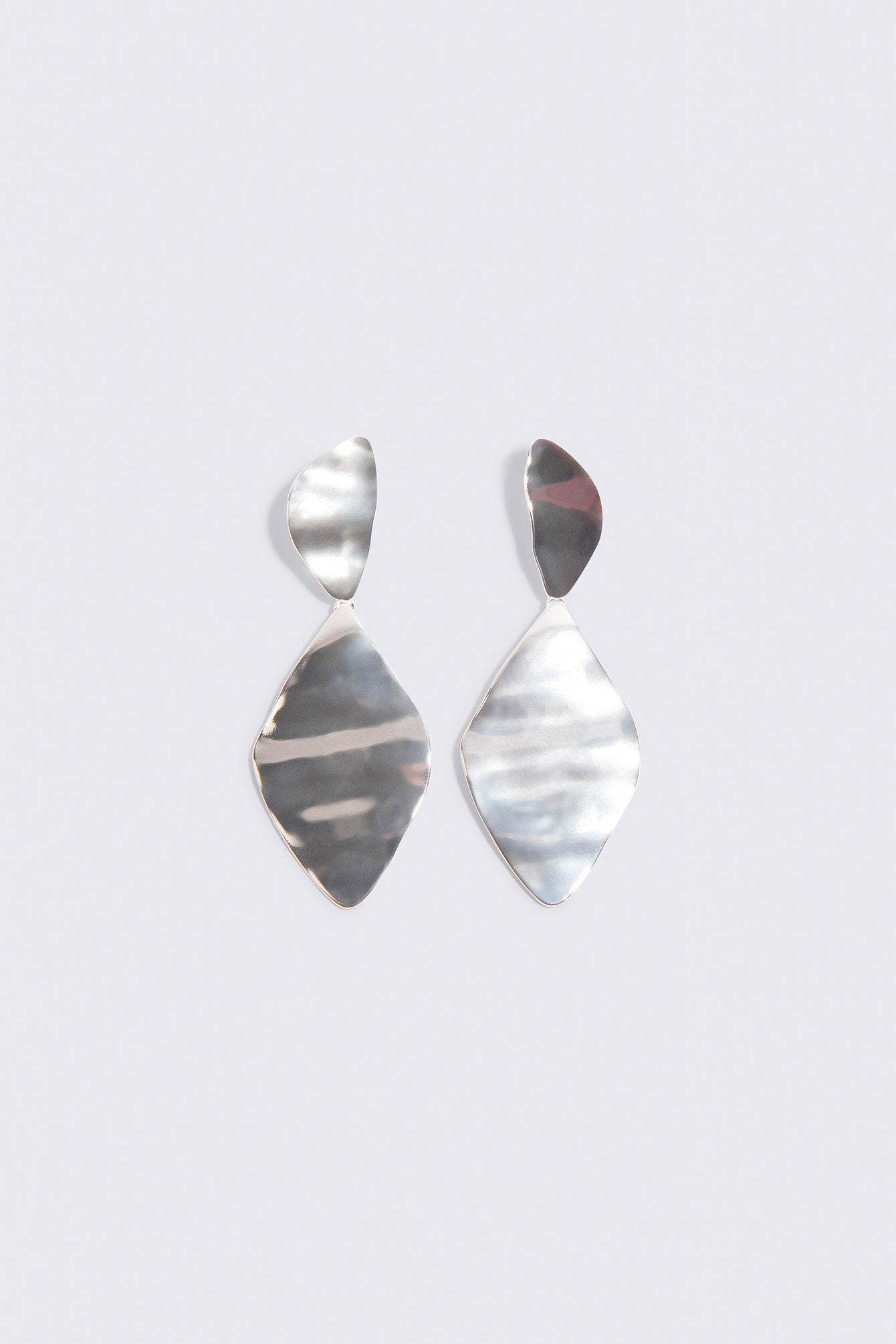 Melted Romb Earring NA-KD.COM