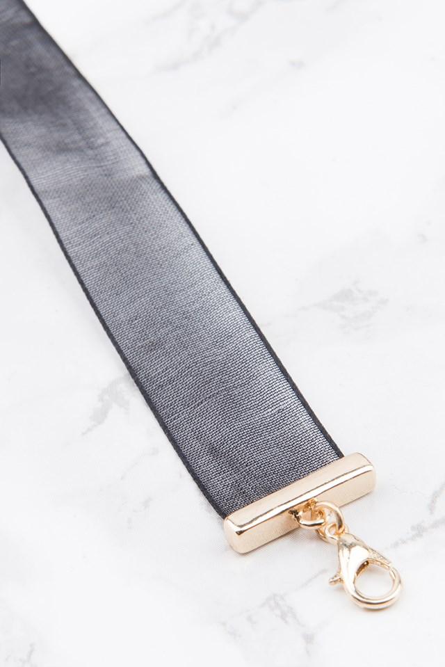 Thin Sheer Choker NA-KD.COM