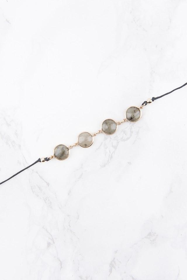 Row Stone String Choker NA-KD.COM