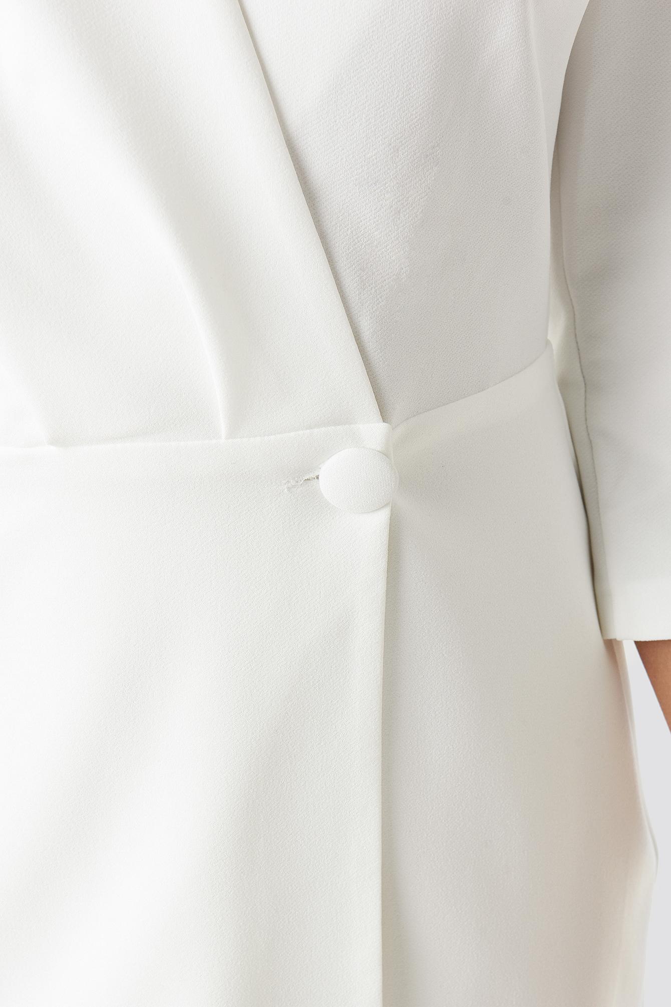 Milla Button Detailed Dress NA-KD.COM