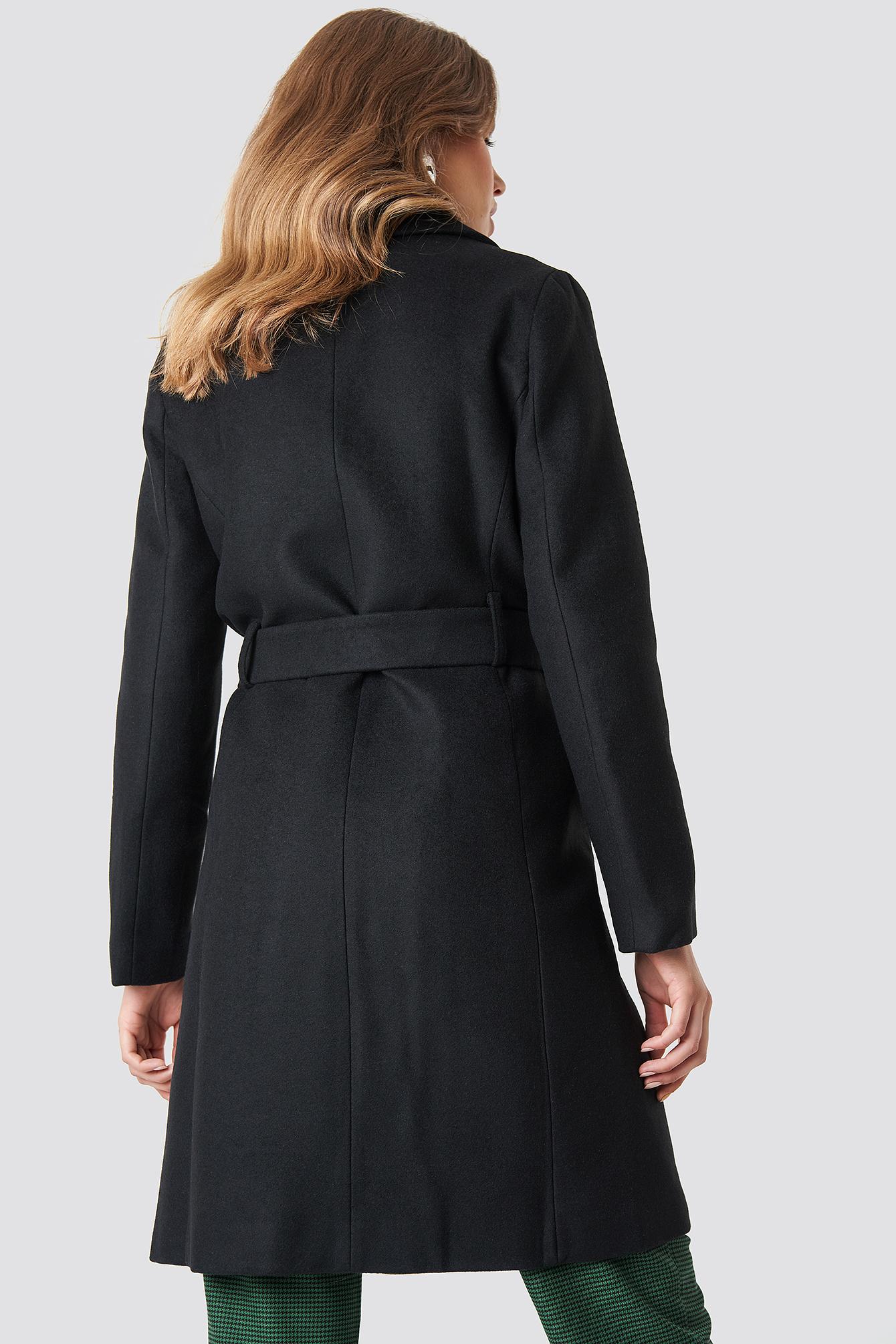 Arched Coat NA-KD.COM