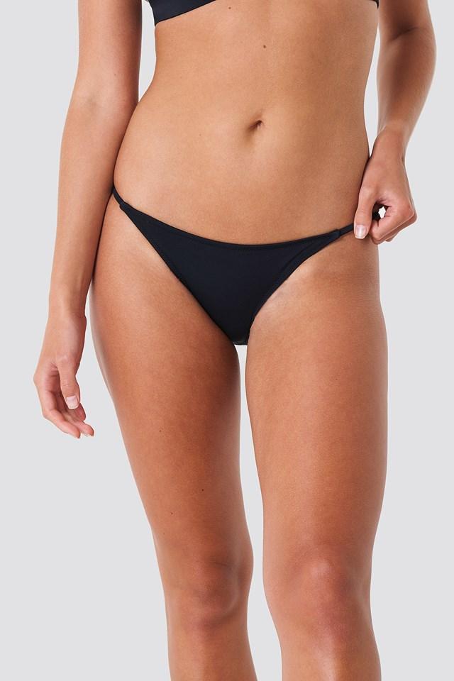 Basic Bikini Bottom Black