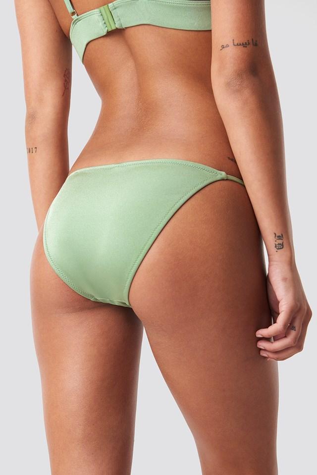 Basic Bikini Bottom Green