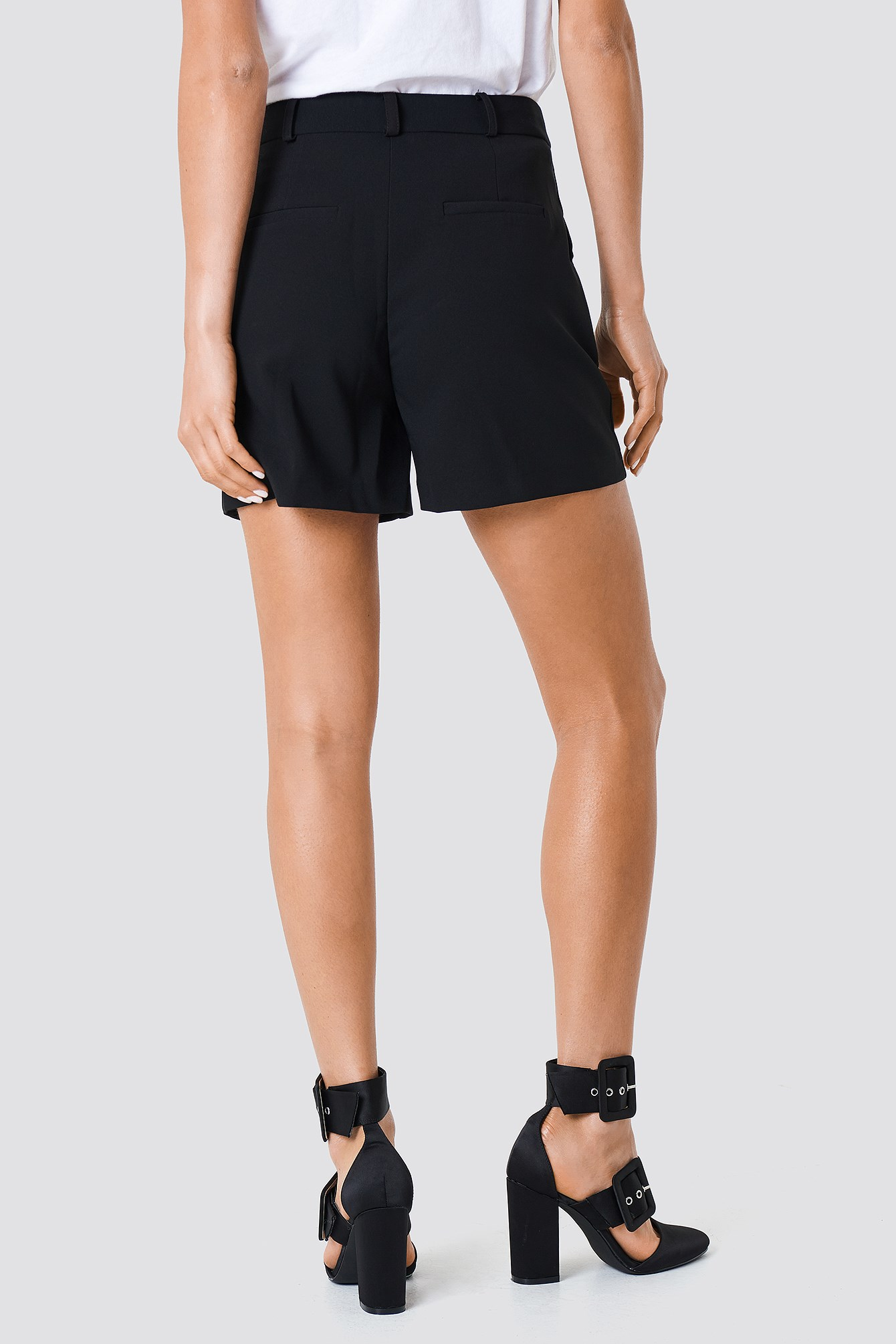 Basic Mini Shorts NA-KD.COM