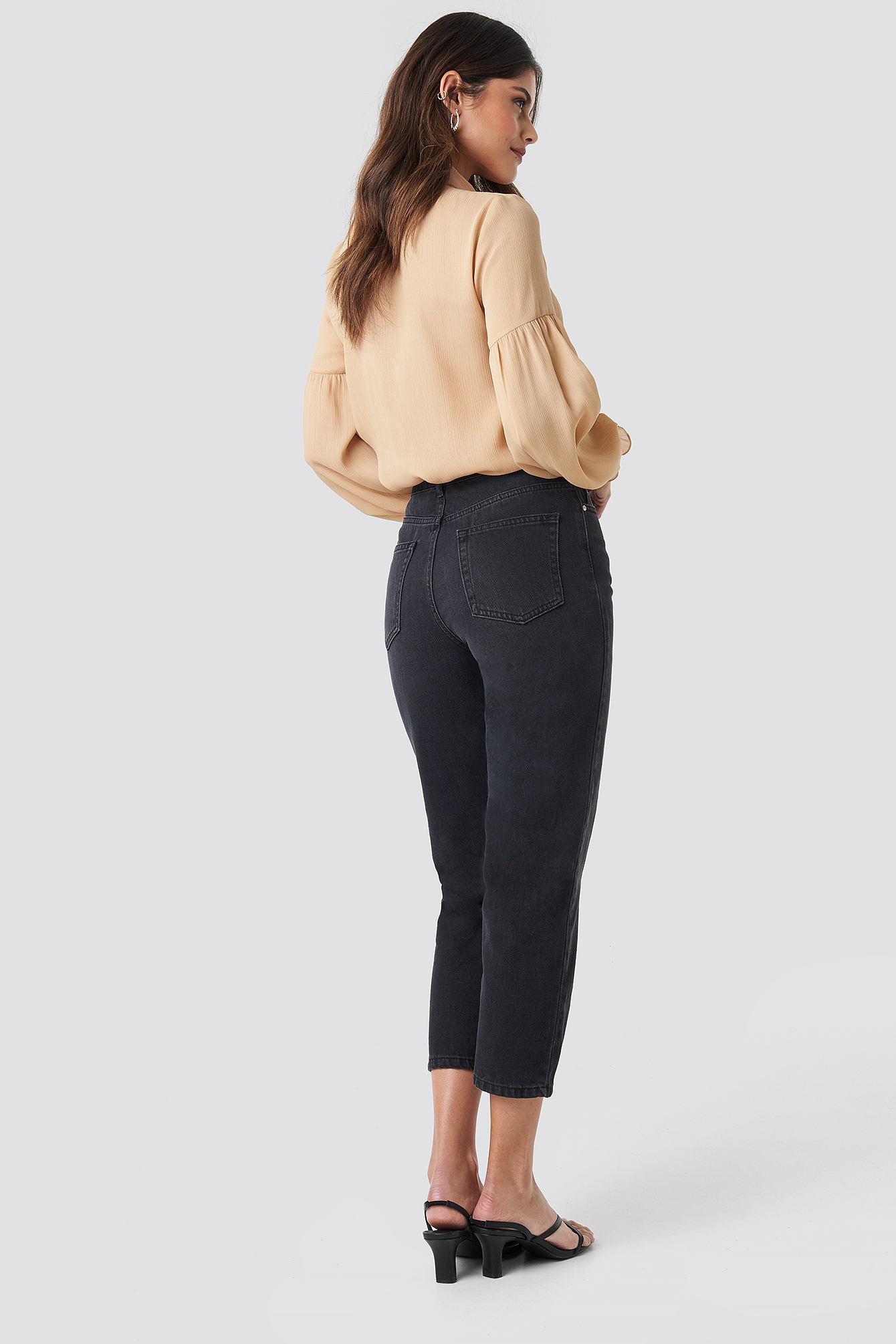 Bell Boyfriend Jeans NA-KD.COM