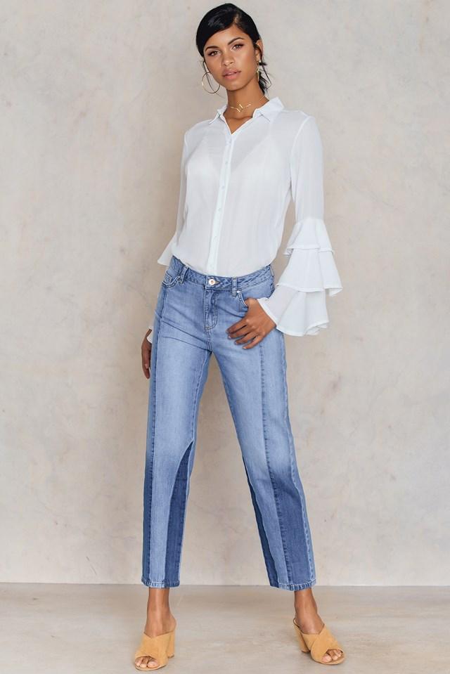 Beyaz Shirt White