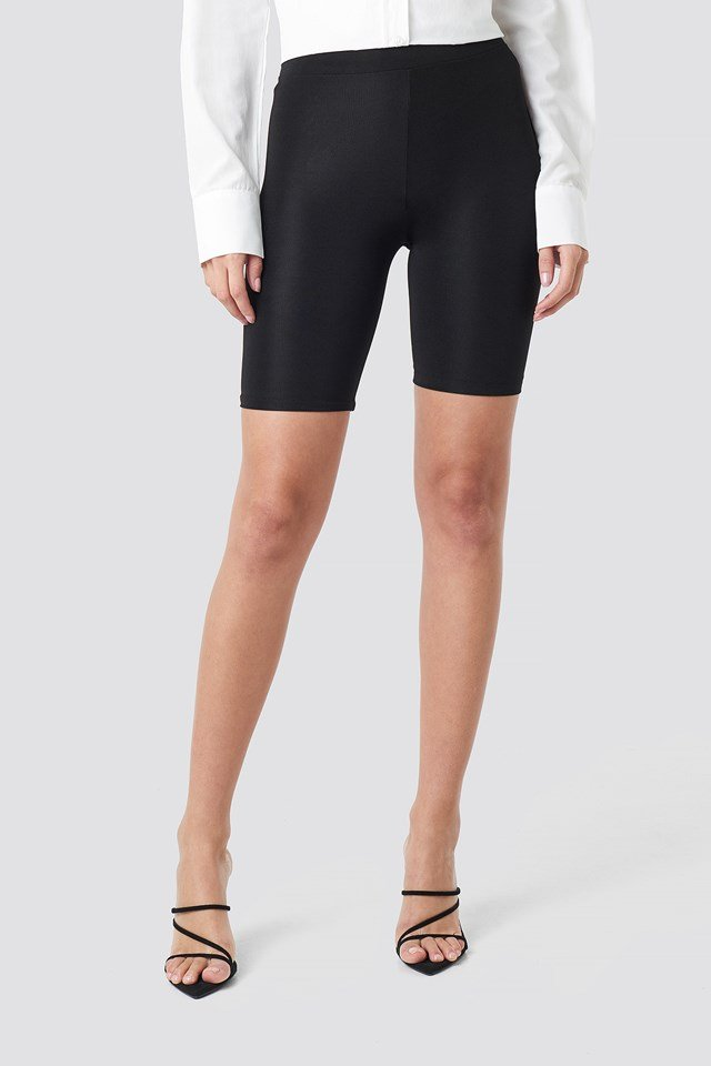 Biker Leggings Black