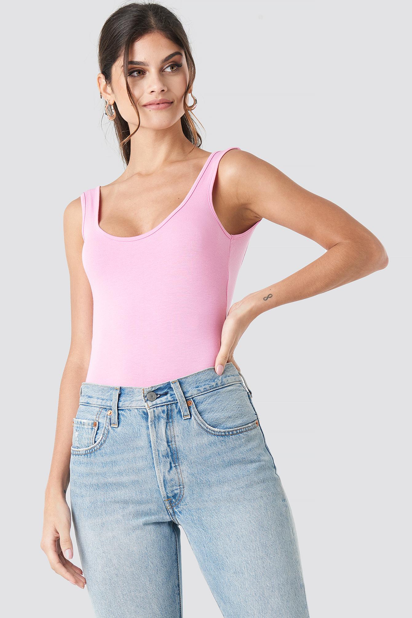Bottom Snaps Knit Body NA-KD.COM