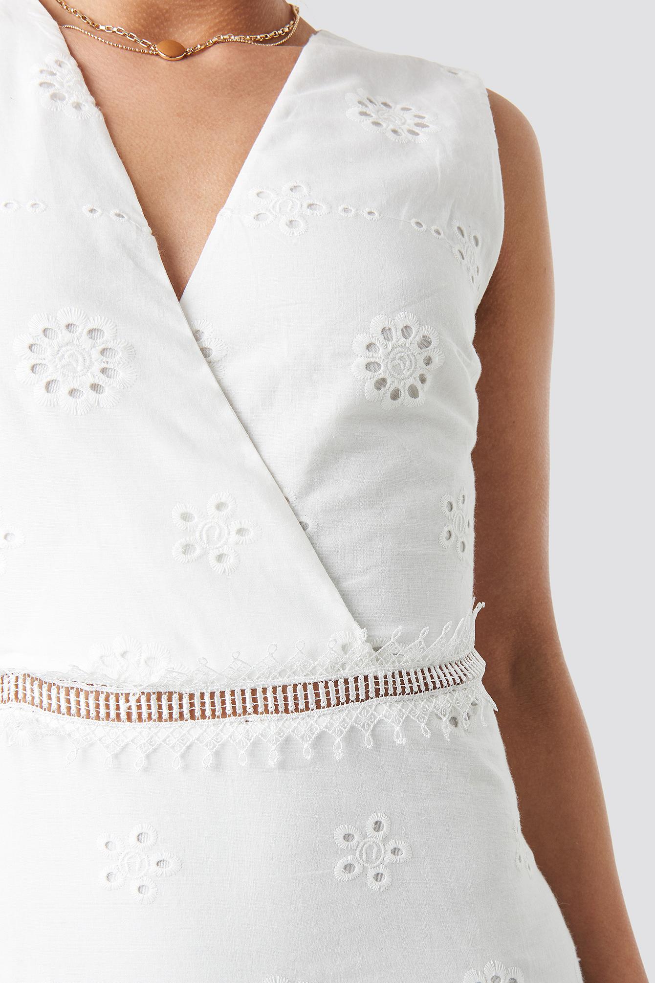 Brocade Mini Dress NA-KD.COM