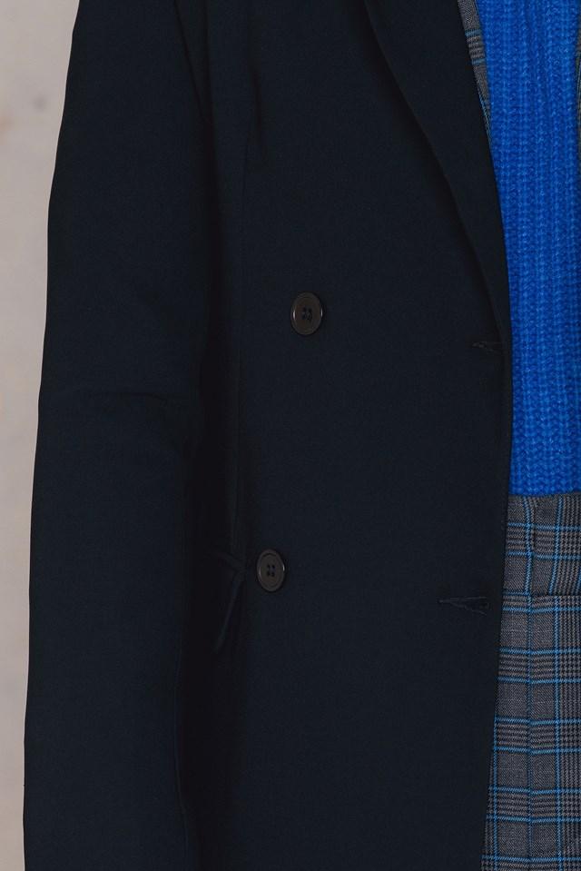 Button Oversize Coat NA-KD.COM