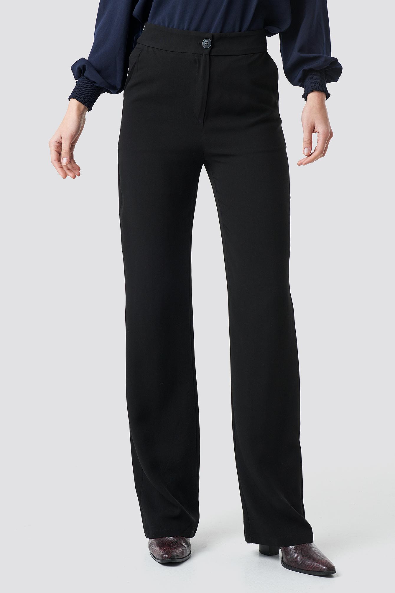 Classic Highwaist Pants NA-KD.COM