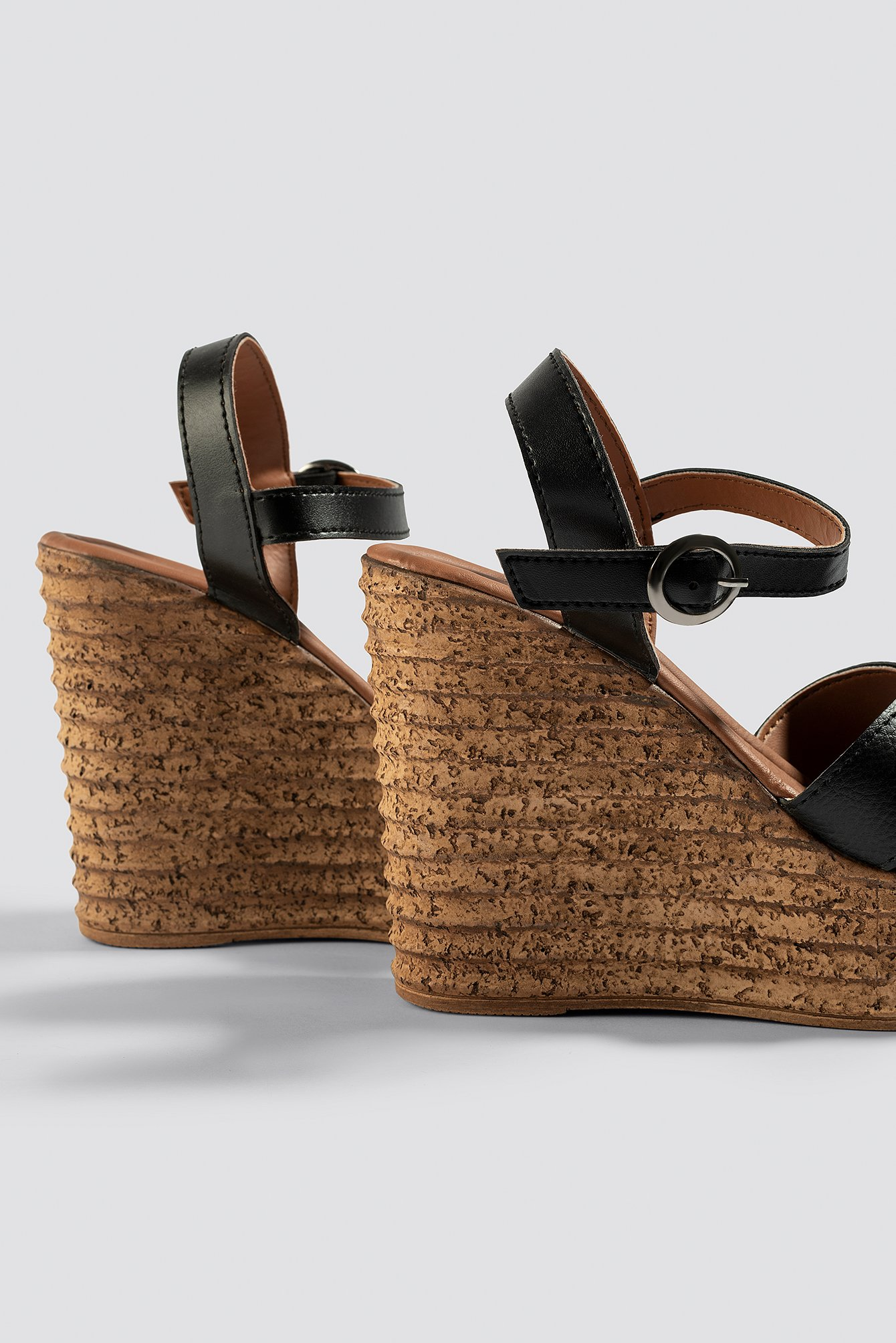 Cross Front Wedge Heel NA-KD.COM