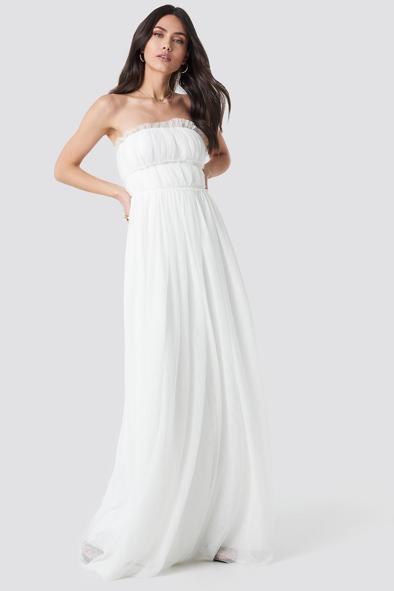 Detailed Evening Dress NA-KD.COM