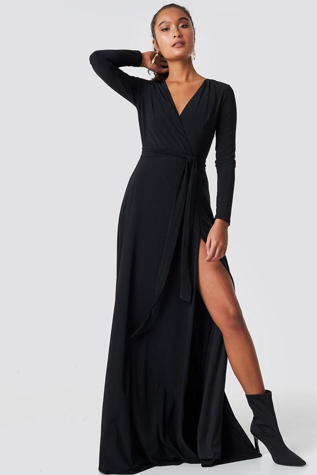Double Breasted Maxi Dress NA-KD.COM