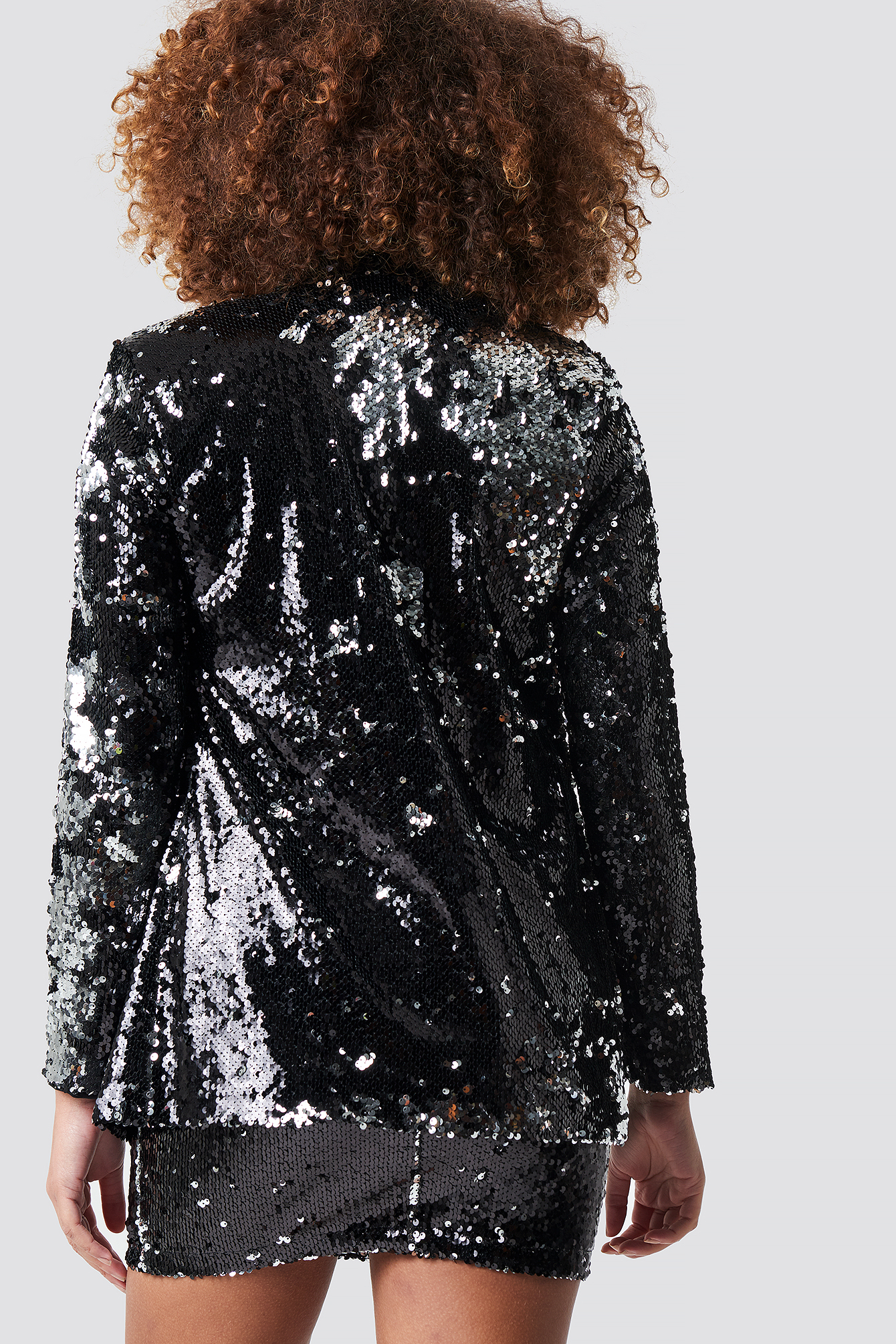Double Sides Sequined Top NA-KD.COM