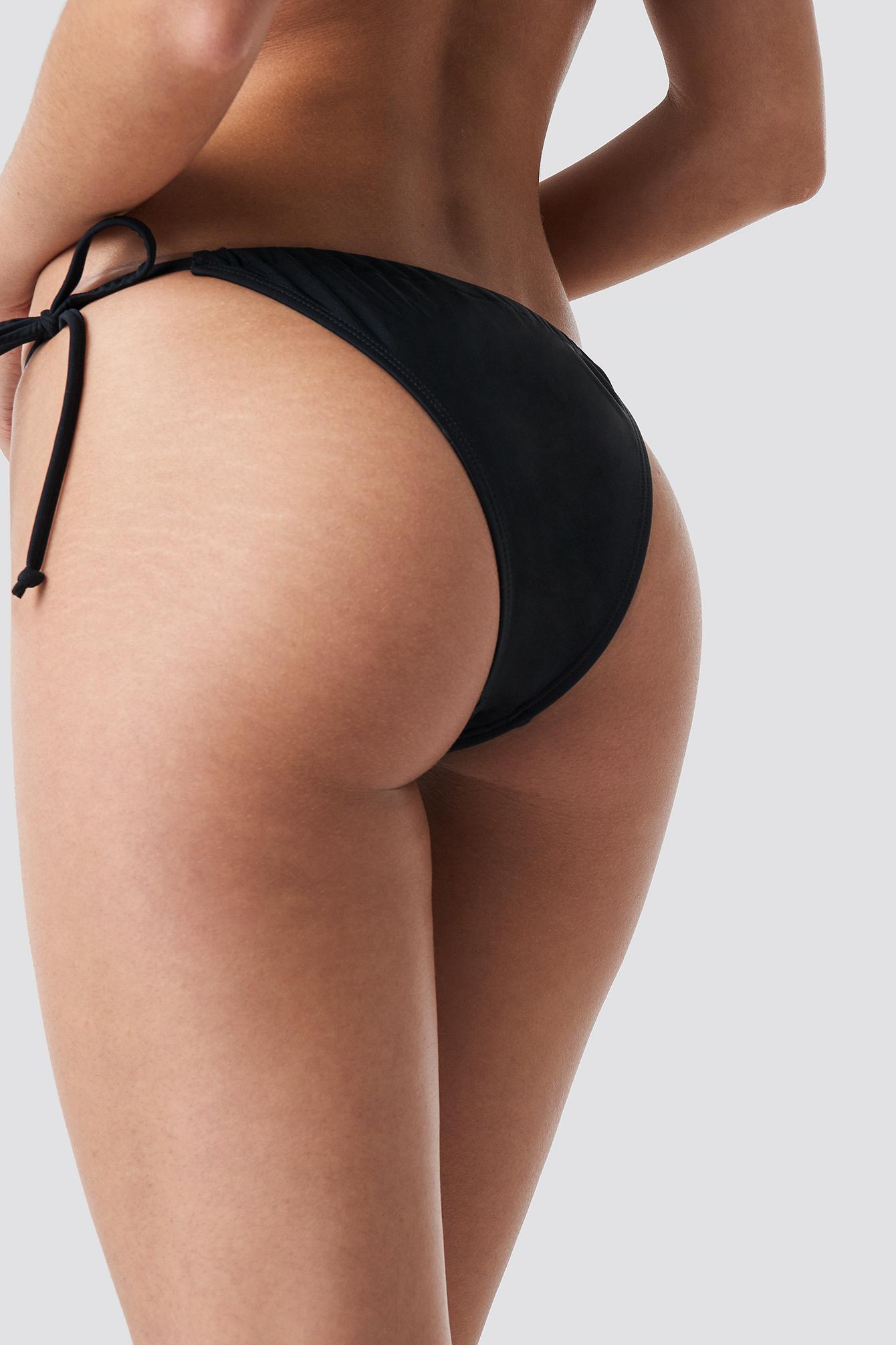 Drawstring Triangle Panty NA-KD.COM