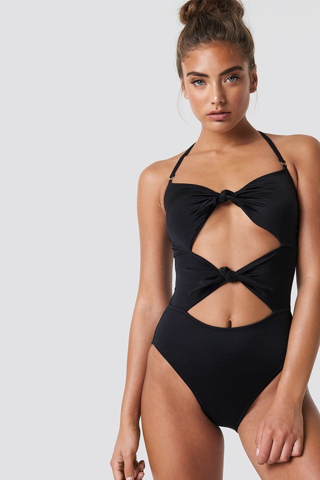 Dubble Knot Swimsuit NA-KD.COM