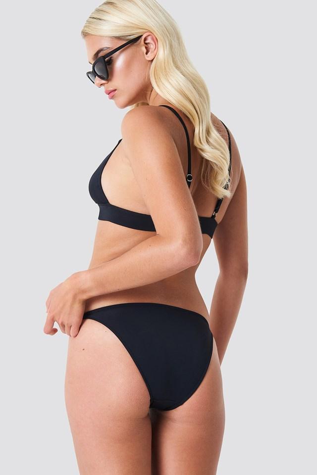 Eyelet Detailed Bikini Top NA-KD.COM