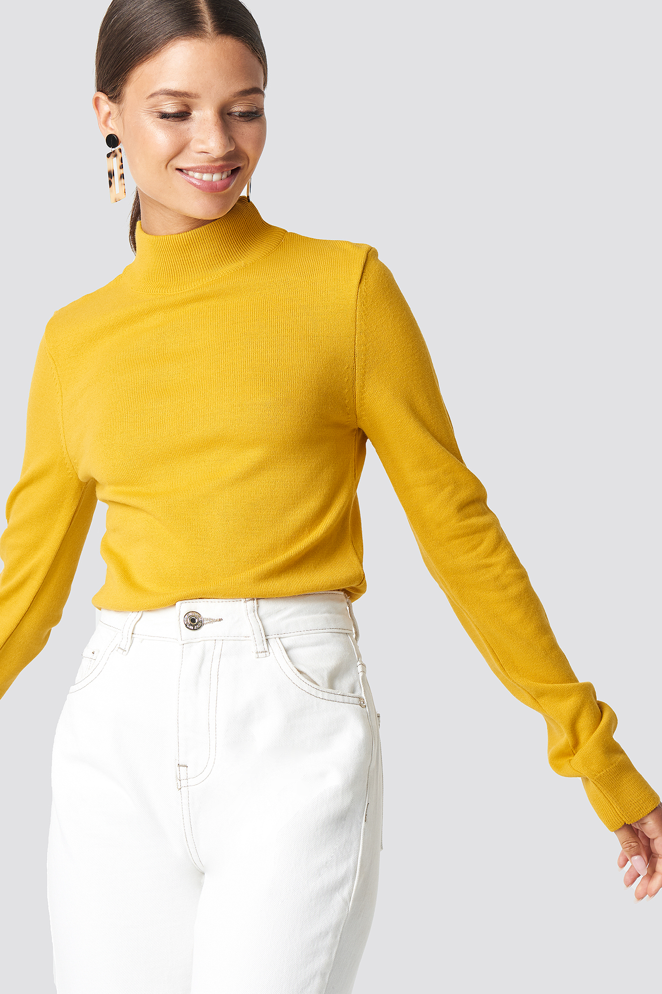 Fishing Collar Sweater NA-KD.COM