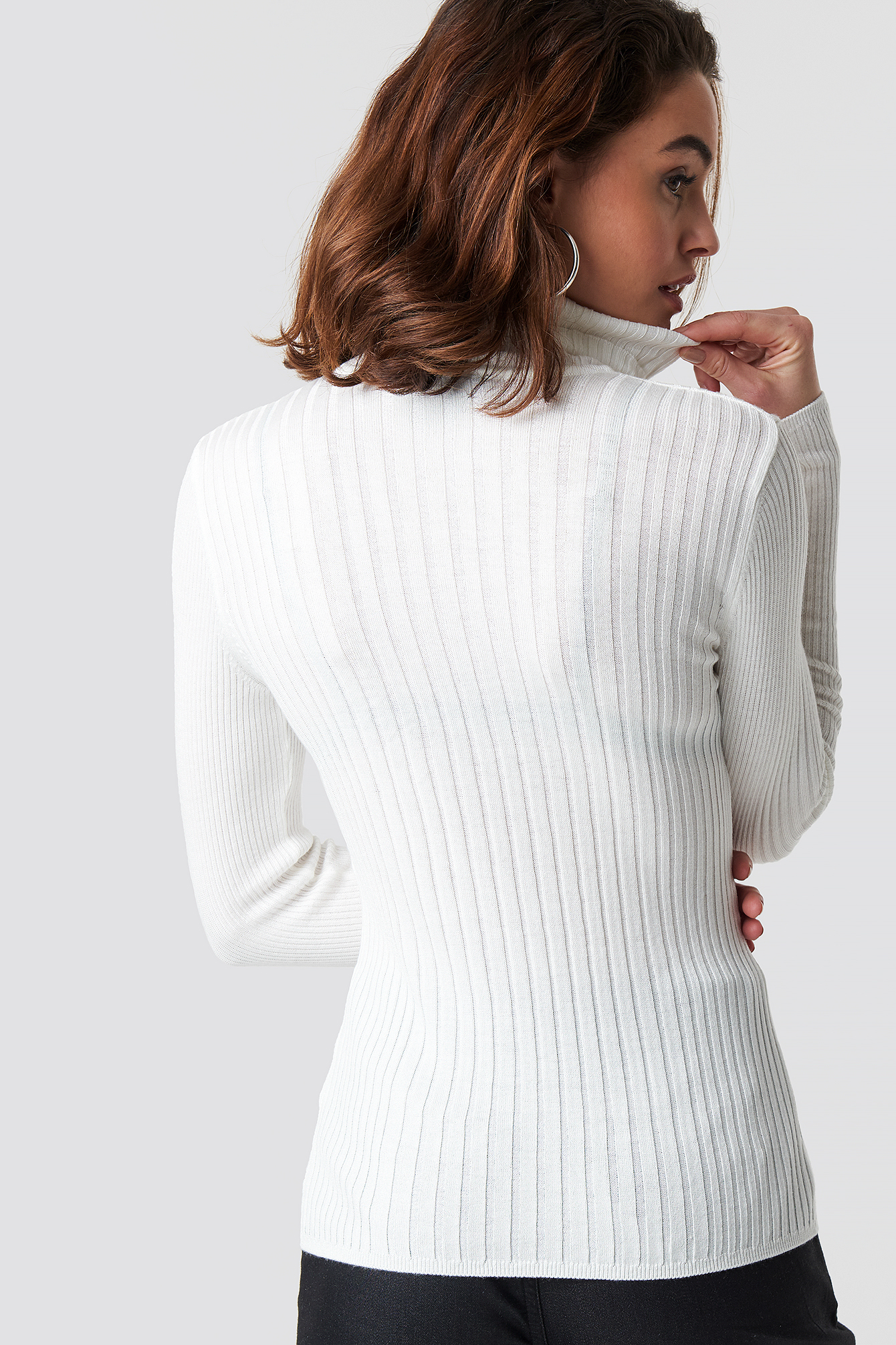 Fishing Collar Sweater NA-KD.COM