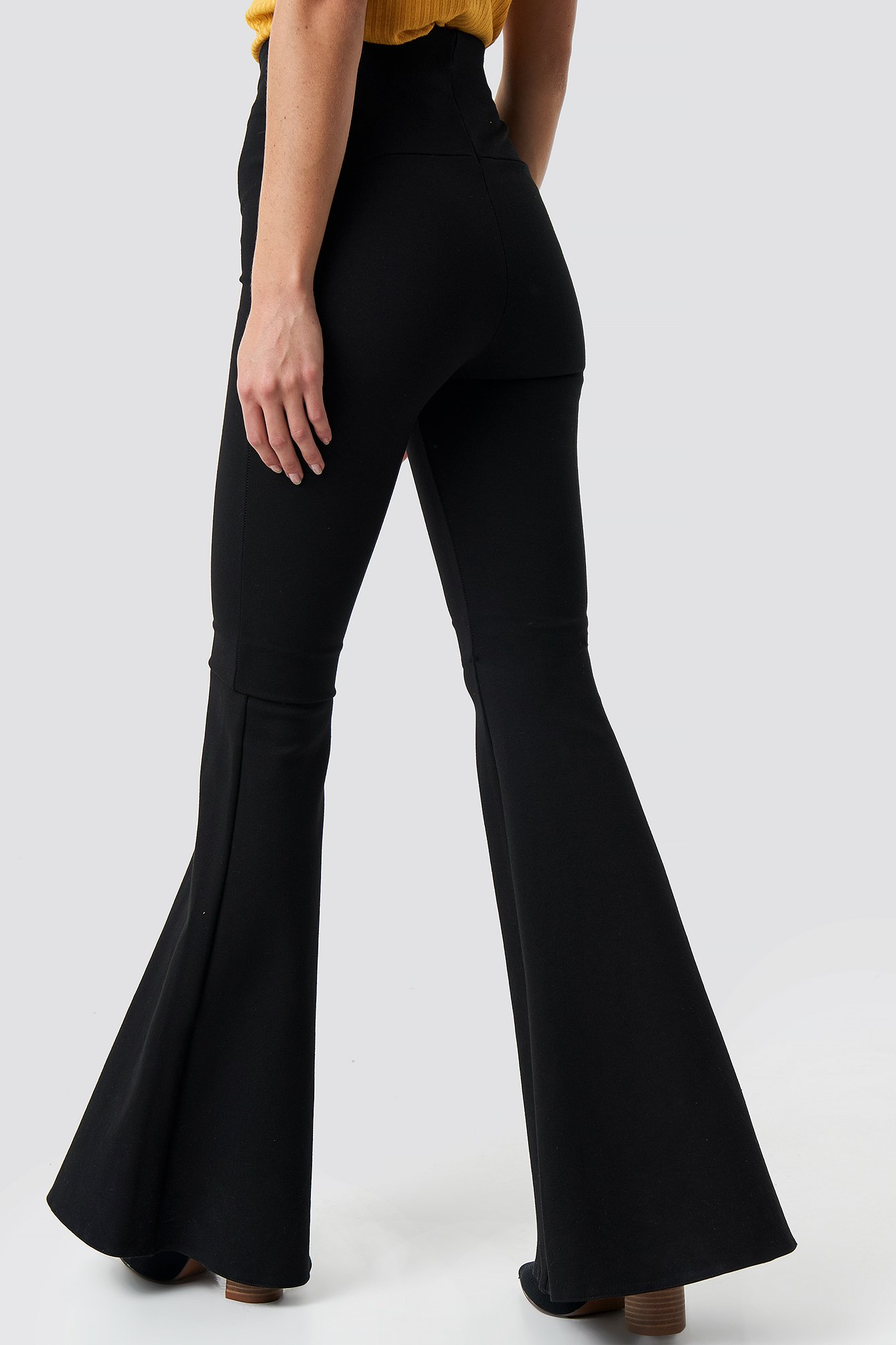 Flared Trousers NA-KD.COM