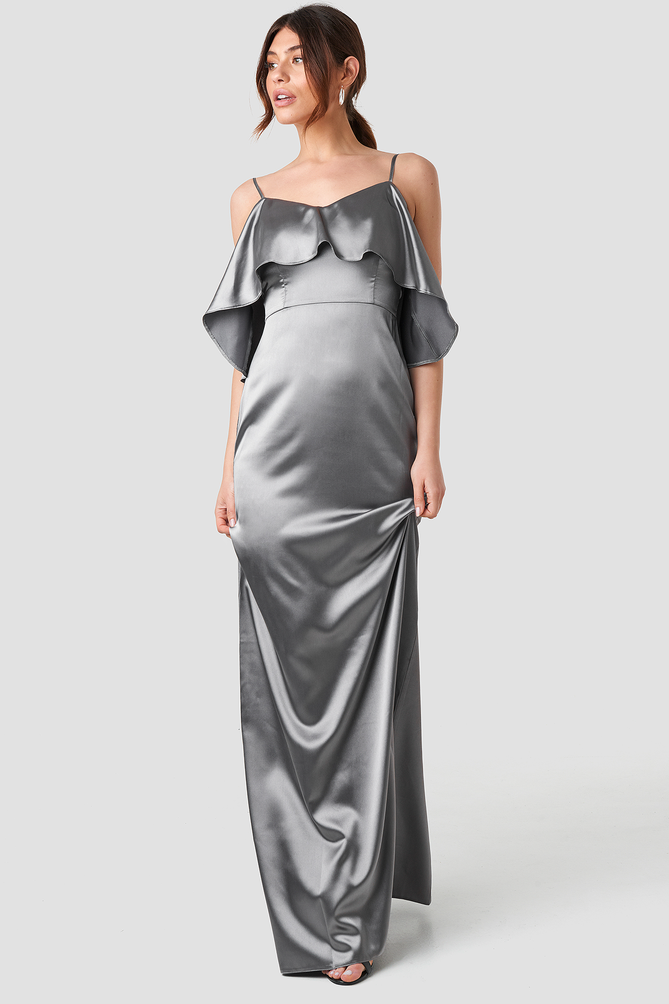 Flywheel Detailed Evening Dress NA-KD.COM