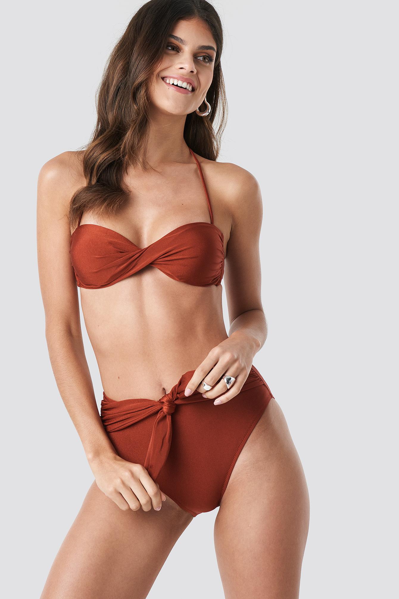 Front Brace Bikini Bottom NA-KD.COM