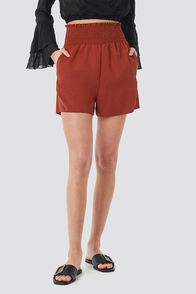 Gypsum Shorts Brick