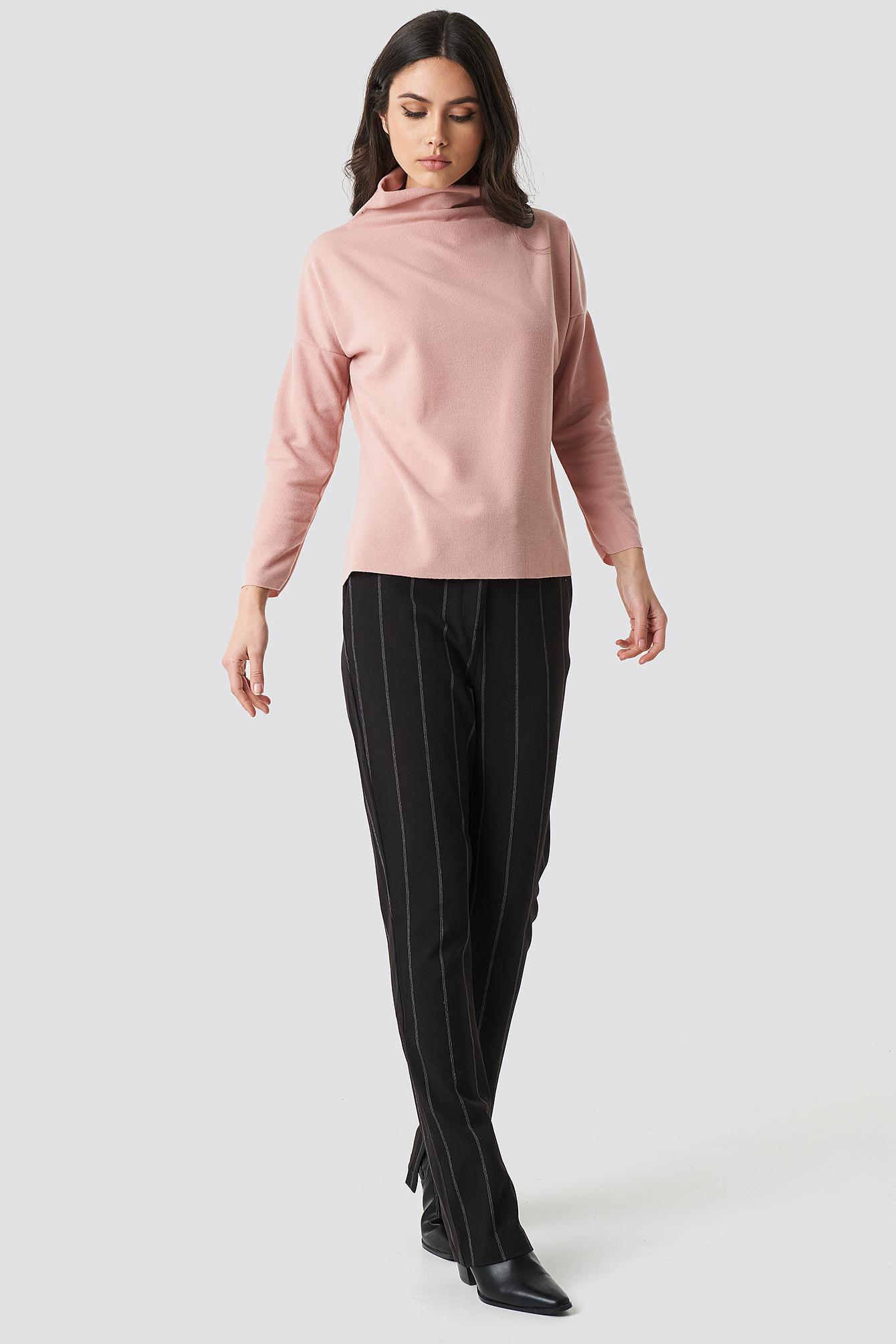 Half Turtleneck Sweater NA-KD.COM