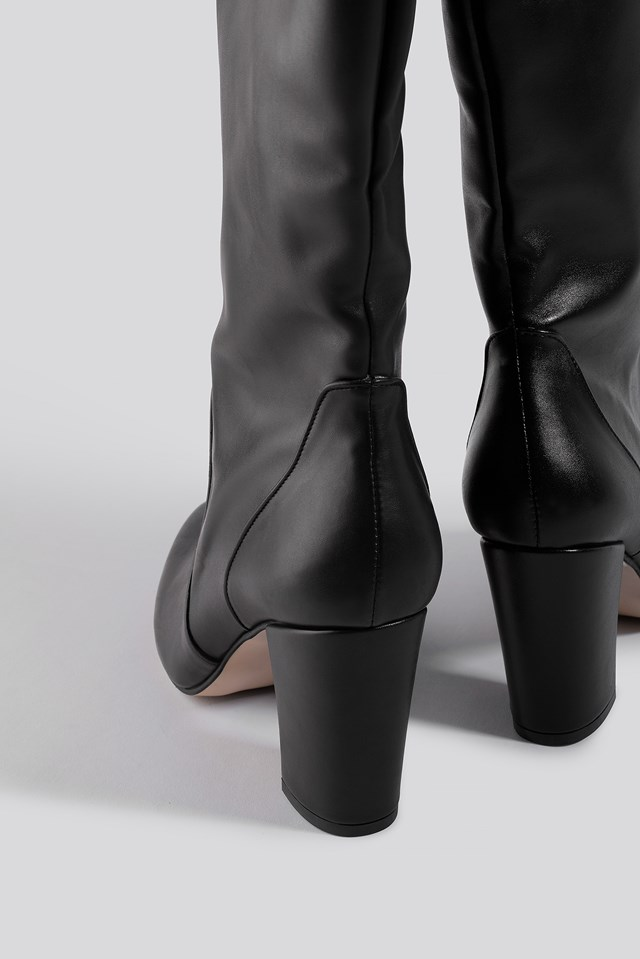 High Boots Black
