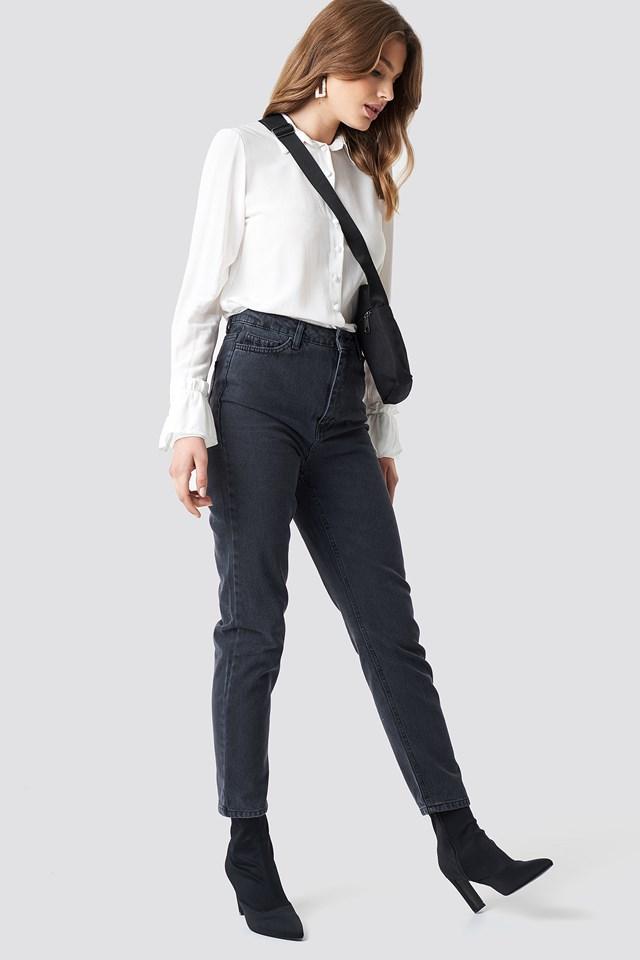 High Mom Jeans Trendyol