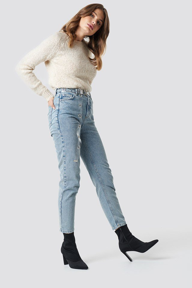 High Mom Jeans Trendyol