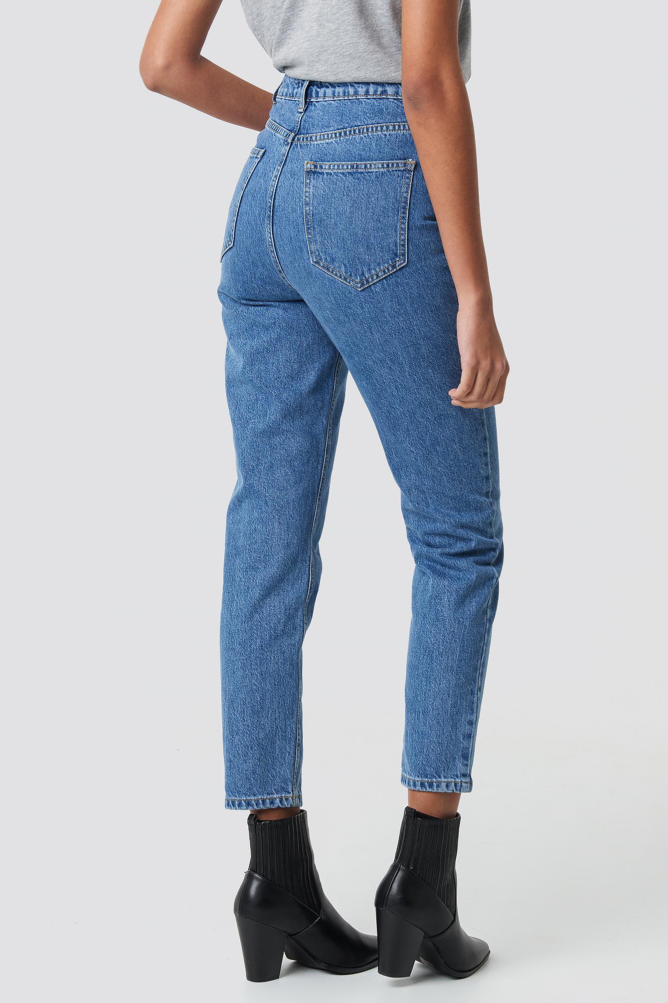 High Mom Jeans NA-KD.COM