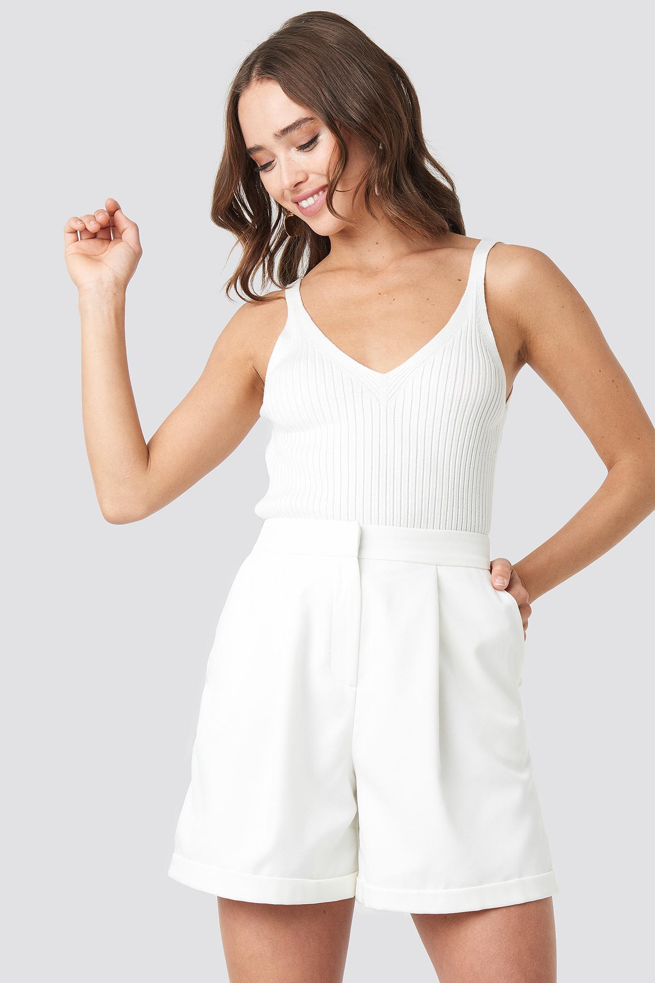 High Waist Shorts NA-KD.COM