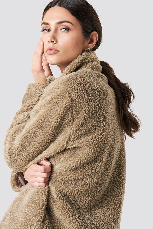 Kaban Teddy Jacket Camel